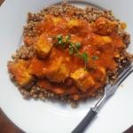 Pikantny gulasz wieprzowy