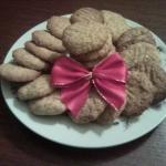 Ciasteczka jęczmienne...