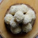 Jaglano-kokosowe pralinki