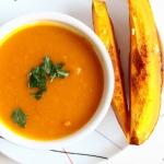 Aromatyczna zupa dyniowa