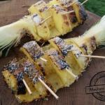 Ananas z grilla