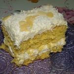 Ciasto kokosowe z pysznym...