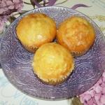 Muffinki kokosowo-cytryno...