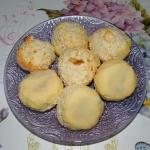 Domowe makaroniki kokosow...