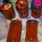 Gesty, domowy sok pomidor...