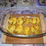 Zapiekane ziemniaki z kuk...