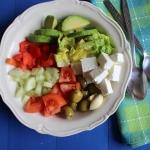 Salatka  czyszczaca  lodo...