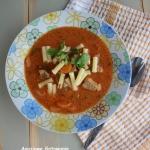 Zupa pomidorowa z karkowk...