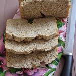 Chleb z maszyny z maka zy...