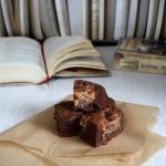 Brownie z maslem orzechow...