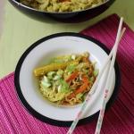 Singapore noodles :)