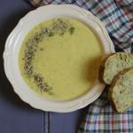 Zupa-krem z kalafiora i p...