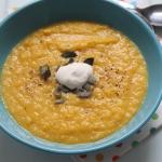 Zupa - krem dyniowo - sel...