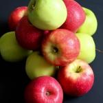 Crumble z jablkami i sose...