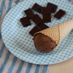 Lody czekoladowe bez...