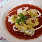 Szybka zupa pomidorowa z...