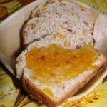 Chlebek z morelami i...