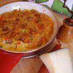 Tortilla z chorizo :)