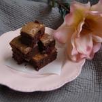 Brownie z żurawiną :)