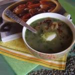 Zupa z zielonej...