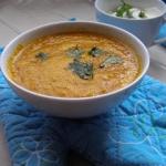 Pikantna zupa-krem...