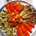 Środziemnomorskie warzyw...