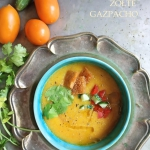 Żółte gazpacho