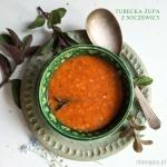 Turecka zupa z czerwonej...