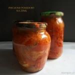 Pieczone pomidory na...