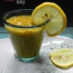 Koktajl z mango, kiwi i m...