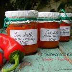 Domowy sos  chili,...