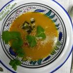 Zupa z dyni z dodatkiem ...