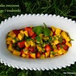 Salatka owocowa - mango i...