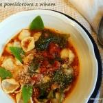 Zupa pomidorowa z czerwon...