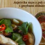 Azjatycka zupa z pak...
