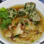 Orientalne mięsne...