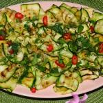 salatka z cukinii