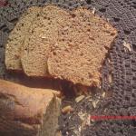 Chleb czekoladowy na...