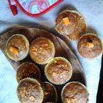 Muffinki marchewkowe na t...