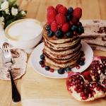 Pancakes z quinoa i...