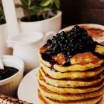 Pancakes z puree z...