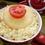 Salatka serowo-czosnkowa ...