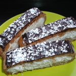 Ciasto kakaowe z kokosem