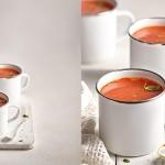 Zupa pomidorowa z pieczon...