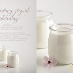 Domowy jogurt naturalny- ...