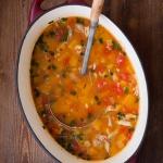 Zupa z dynią,...