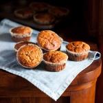 Migdałowe muffinki z...