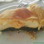 Tarta z ciasta typu franc...