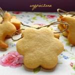 Ciasteczka waniliowe