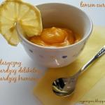 Maslany lemon curd